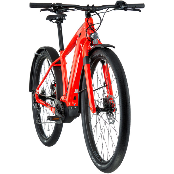 Cannondale Canvas Neo 2 acid red