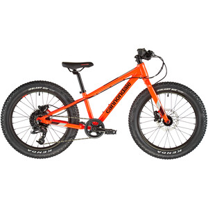 Cannondale Cujo Race 20+ acid red acid red
