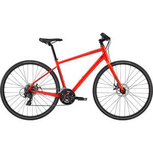 Cannondale Quick 5 röd röd