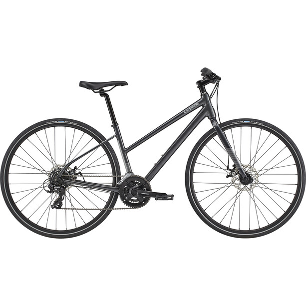 Cannondale Quick 5 Remixte Damen graphite