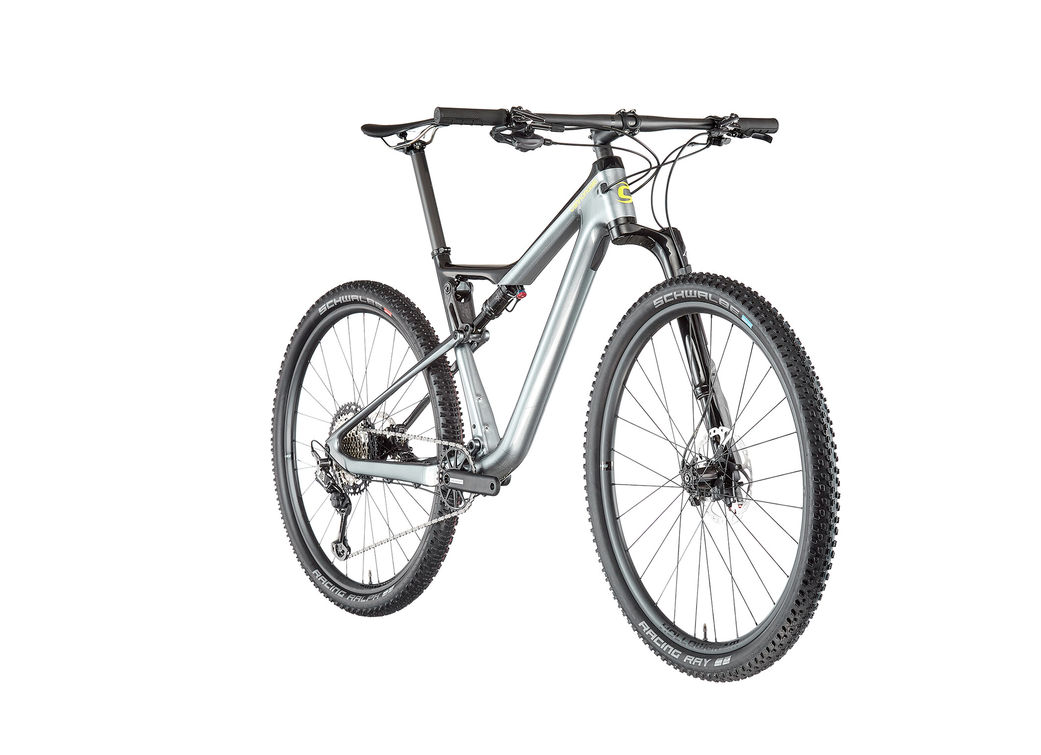 Cannondale Scalpel Si Carbon 2 grey