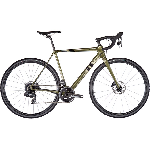 Cannondale SuperX Force eTap AXS mantis
