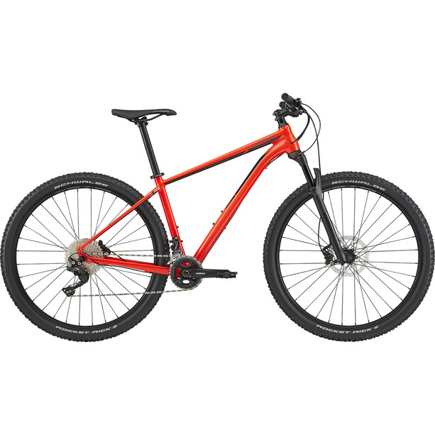 "Cannondale Trail 2 27.5"" acid red"