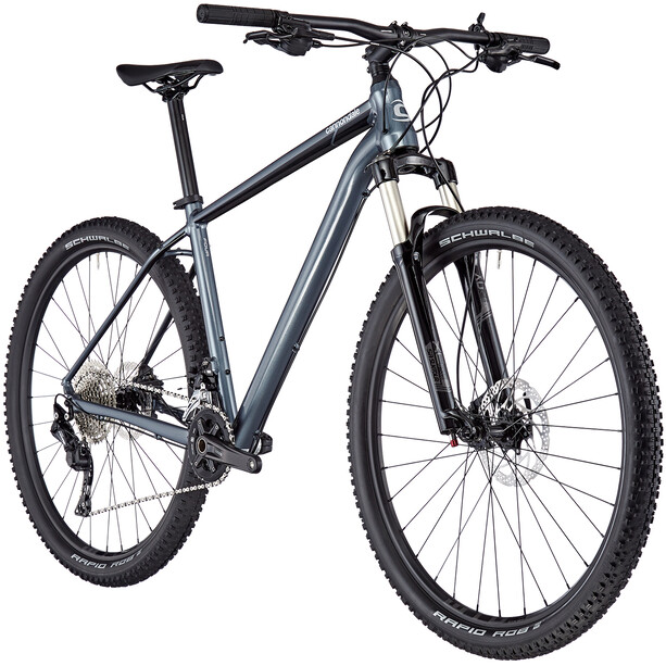 "Cannondale Trail 4 29"" charcoal gray"