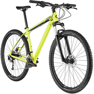 "Cannondale Trail 6 29"" nuclear yellow nuclear yellow"