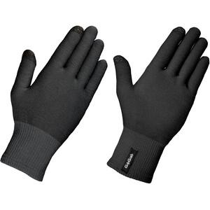 GripGrab Merino Liner Käsineet, black black