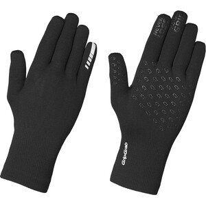 GripGrab Waterproof Thermo Strickhandschuhe black black