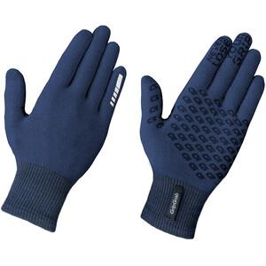 GripGrab Primavera II Merino Handschuhe blau blau