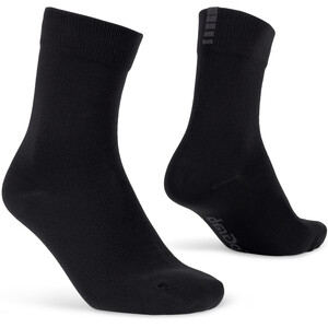 GripGrab Lightweight Waterproof Socken schwarz schwarz
