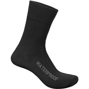 GripGrab Lightweight Waterproof Socks black black
