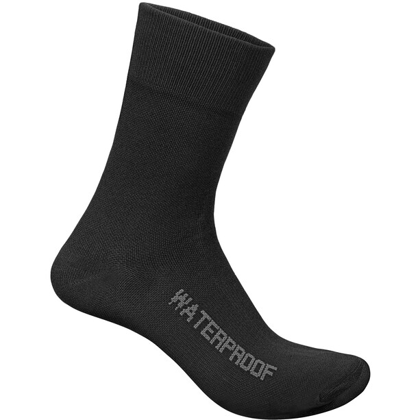 GripGrab Lightweight Waterproof Socks black