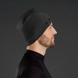 GripGrab Merino Polyfibre Lightweight Beanie black black