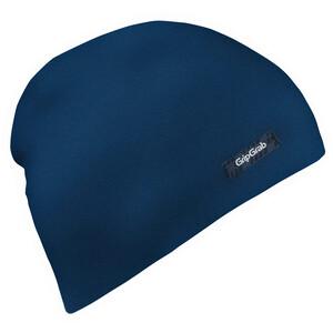 GripGrab Merino Polyfaser Lightweight Beanie blau blau