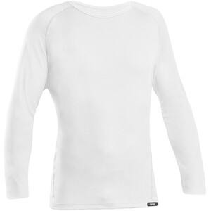 GripGrab Ride Thermo Langarm Baselayer white white
