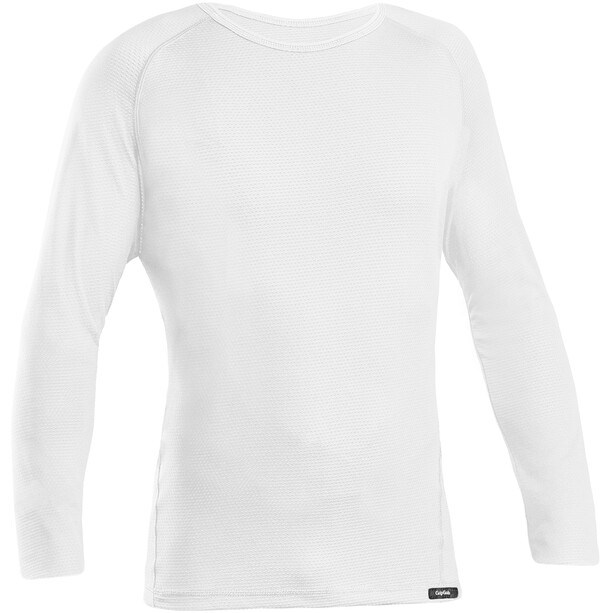 GripGrab Ride Thermo Langarm Baselayer white