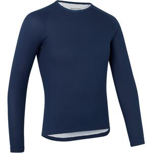 GripGrab Ride Couche de base manches longues thermiques, bleu bleu