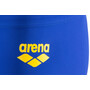 arena One Biglogo Low Waist Shorts Herren neon blue-yellow star