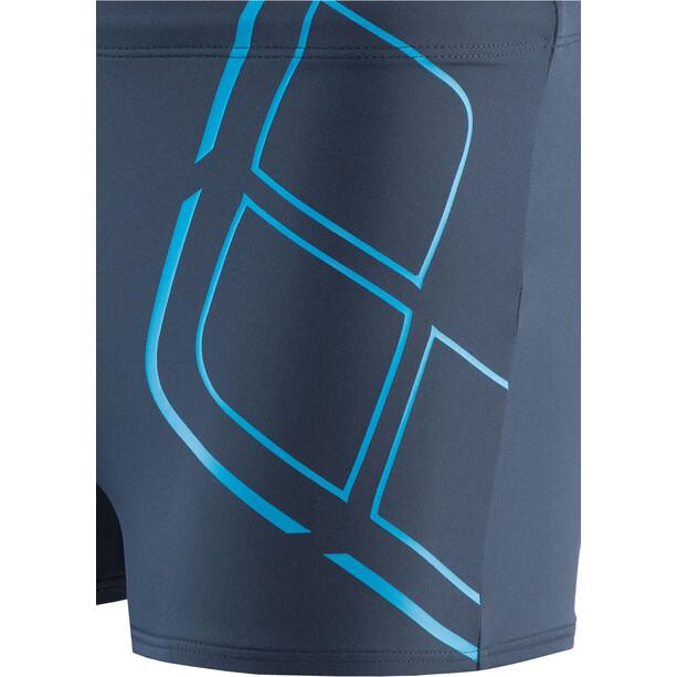 arena Essentials Shorts Herren shark-turquoise