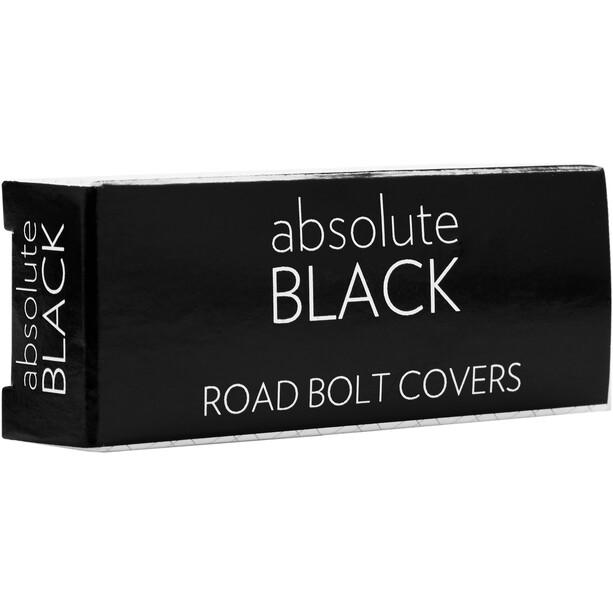 absoluteBLACK Bolt Cover for Dura-Ace 9000 incl. Bolts black