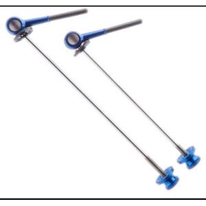 Tune DC135 MTB Schnellspanner blue blue