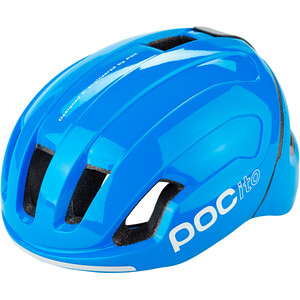 POC POCito Omne Spin Helm Kinder blau blau