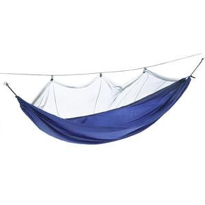 CAMPZ Riippumatto Nylon Hyttysverkolla Ultrakevyt, blue blue