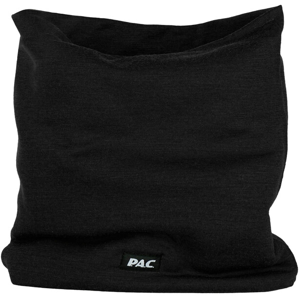 P.A.C. Snood Merino Multifunktionelles Schlauchtuch black
