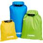 CAMPZ Fun Dry Bags 3er Set bunt