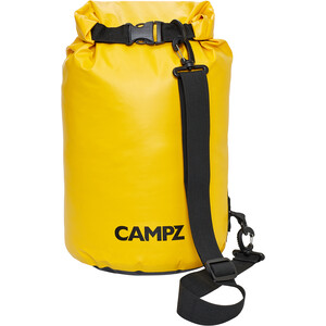 CAMPZ Sports Dry Bag 15l yellow yellow