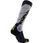 UYN All Mountain Ski Socken Herren anthracite melange/yellow
