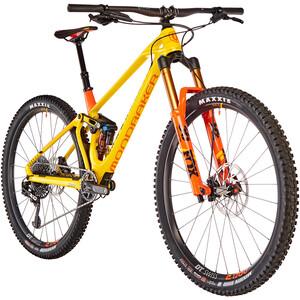Mondraker Foxy Carbon RR 29 2. Wahl yellow/orange yellow/orange