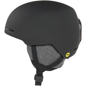 Oakley MOD1 MIPS Snow Helmet Ungdomar blackout blackout