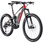 "Ghost Hybride SL AMR X S7.7+ LC 29/27.5+"", titanium gray/riot red/star white"