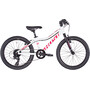 """Ghost Lanao R1.0 AL 20"""" Kinder star white/ruby pink"""
