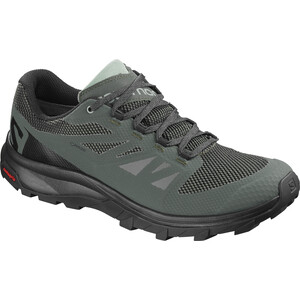 Salomon OUTline GTX Shoes Herre urban chic/black/green milieu urban chic/black/green milieu