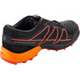 Salomon Speedcross CSWP Shoes Barn black/tangelo/cherry tomato