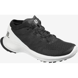 Salomon Sense Flow Shoes Dam black/white/black black/white/black
