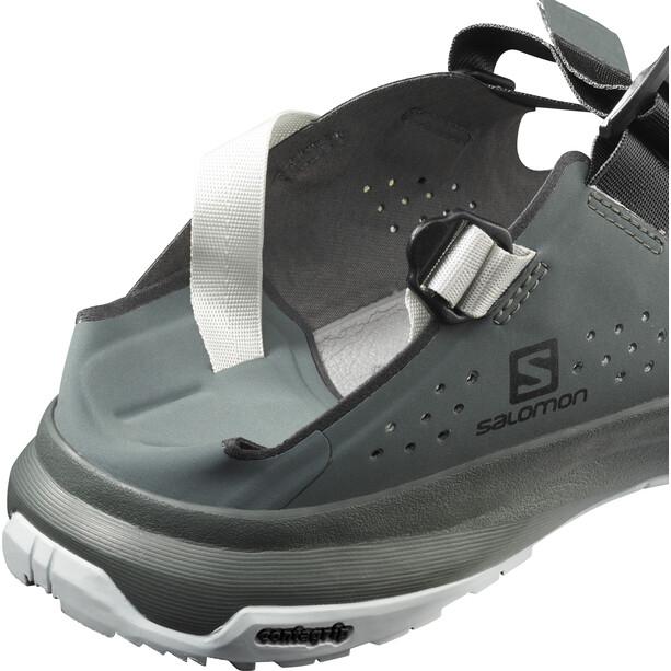 Salomon Tech Sandals Herr urban chic/forever blue/pearl grey