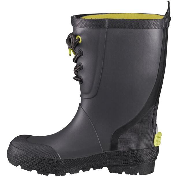 Viking Footwear Slagbjorn Rubber Boots Barn dark grey/multi