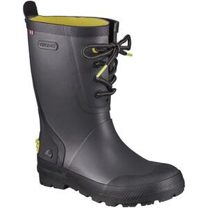 Viking Footwear Slagbjorn Rubber Boots Barn dark grey/multi dark grey/multi