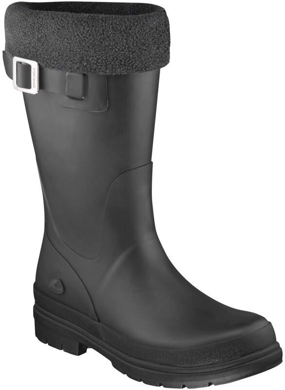 Viking Footwear Vendela fleece sokk gummistøvler Barn Svart EU 28 2019 Gummistøvler