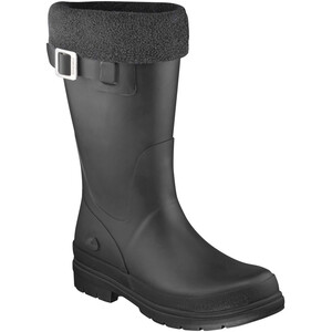 Viking Footwear Vendela Fleece Sock Rubber Boots Barn black black