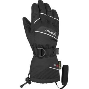 Reusch Maxwell GTX Handschuhe Jugend black/white black/white