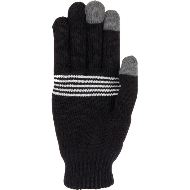 Extremities Thinny Touch Reflective Gloves black/reflective