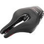 Selle Italia Iron EVO Kit Carbon Superflow HD Sattel black