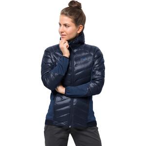 Jack Wolfskin Stratosphere Jacke Damen midnight blue midnight blue