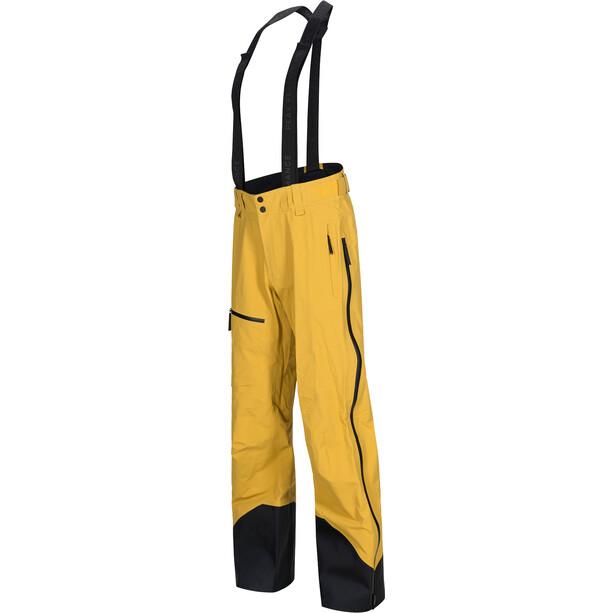 Peak Performance Alpine Pants Herr smudge yellow