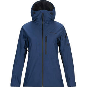 Peak Performance Alpine 2L Jacket Dam Decent Blue Decent Blue