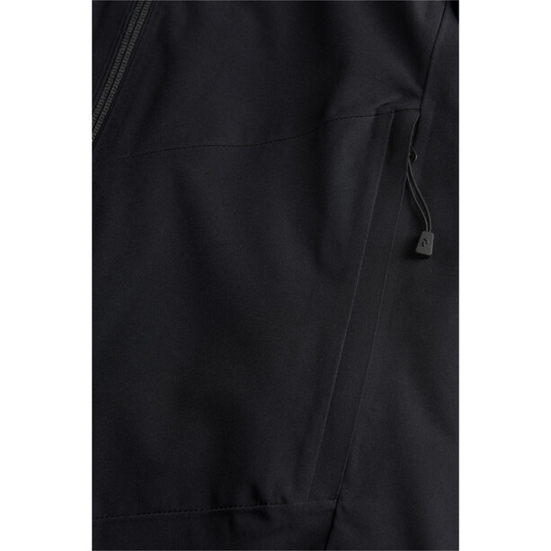 Peak Performance Anima Long Jacket Dam Black