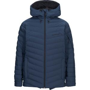 Peak Performance Frost Ski Jacket Herr Decent Blue Decent Blue